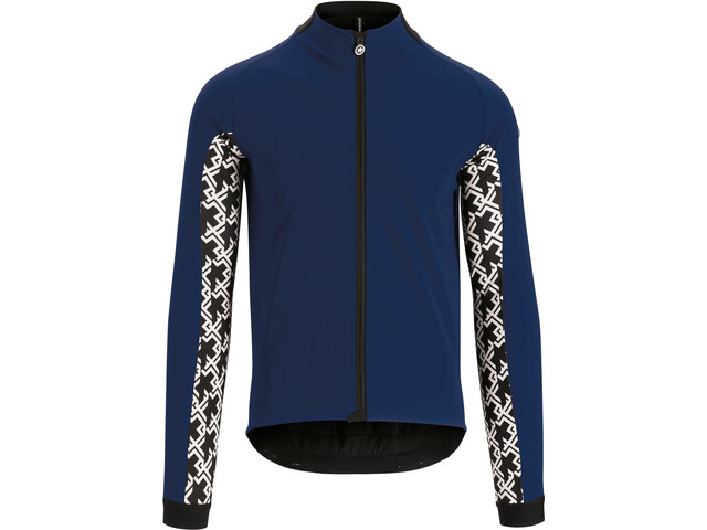assos Mille GT Jacket Ultraz Invierno Hombre, caleum blue